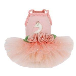画像2: PUPPYANGEL/新作Swan Tutu Dress/PA-DR120【 送料無料】