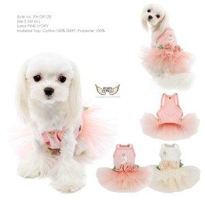 画像4: PUPPYANGEL/新作Swan Tutu Dress/PA-DR120【 送料無料】