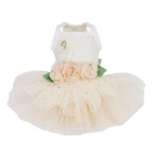 画像3: PUPPYANGEL/新作Swan Tutu Dress/PA-DR120【 送料無料】