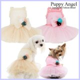 【在庫限り】【30%OFF】Donau Dress/PUPPYANGEL/PA-DR131【メール便無料】