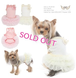 画像4: 新作/Royal Ballet Dress/PUPPYANGEL/PA-DR130【送料無料】