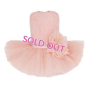 画像2: 新作/Peach Flower Dress/PUPPYANGEL/PA-DR119【送料無料】