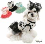 犬 服/愛犬/PUPPYANGEL(パピーエンジェル) ヴィヴィットローシャドレス[送料無料]Vivid Rosha Dress