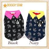 【犬 服】【新作】 ブルドッグのカラーTEE【doggystar】【コカパパ妹】【メール便OK】