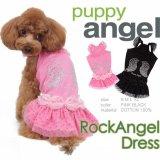 【在庫限り】【半額】【Sale】ロックエンジェルドレス【PUPPYANGEL】Rock Angel Dress【PA-DR95】【メール便無料】