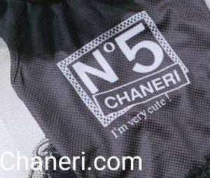 画像2: 【犬 服】【新作】【1880円】クール素材 カメリア ,No5 のタンクTEE【Chaneri】【メール便OK】
